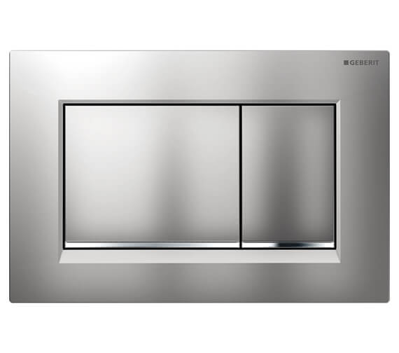Alternate image of Geberit Sigma30 246 x 164mm Dual Flush Plate