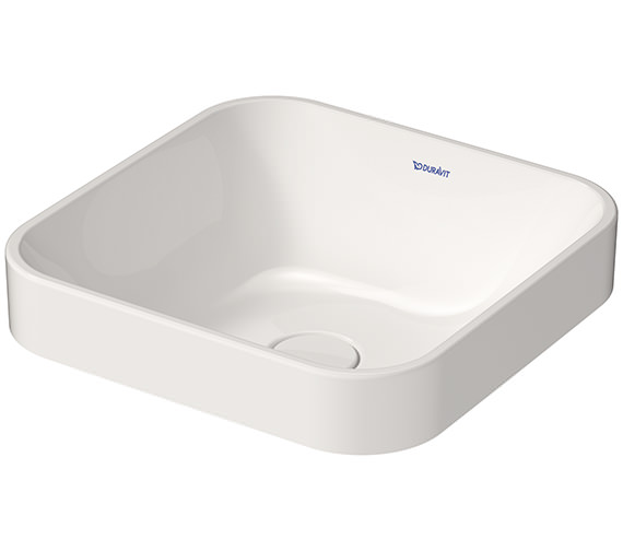 Duravit Happy D.2 Plus Countertop Washbasin
