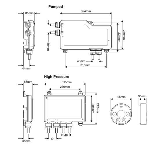 Technical drawing QS-V98061 / 1.1796.005