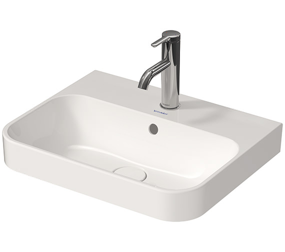 Duravit Happy D.2 Plus 500 x 400mm Above Counter Basin