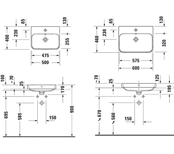Technical drawing QS-V99187 / 2360500000