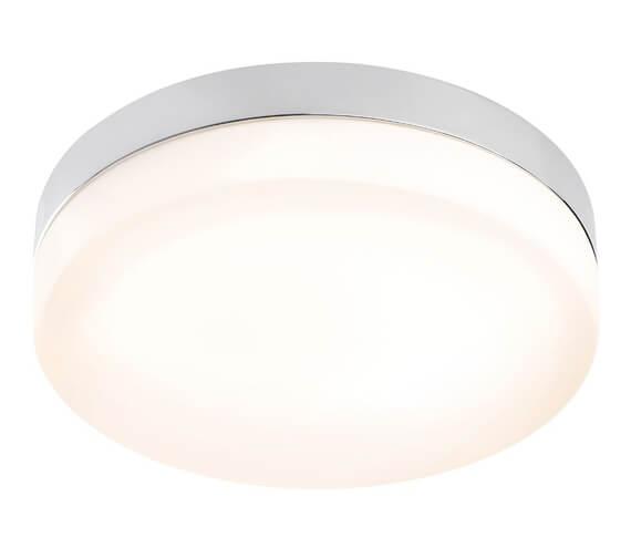 Sensio Hudson Flat Round Warm White LED Ceiling Light