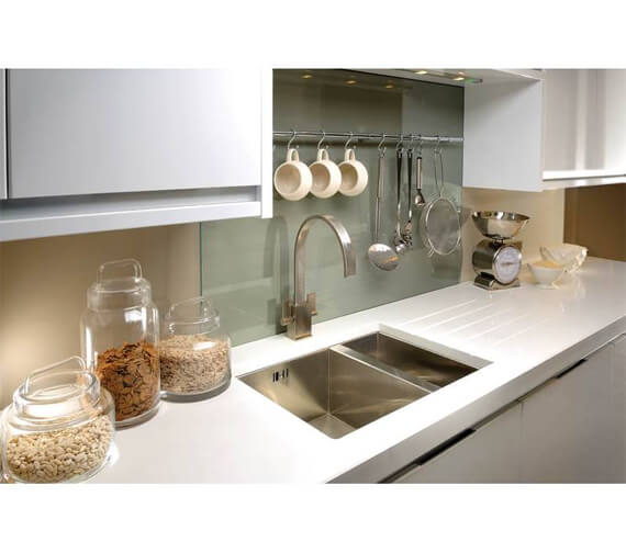 Alternate image of Abode Atik Monobloc Kitchen Mixer Tap
