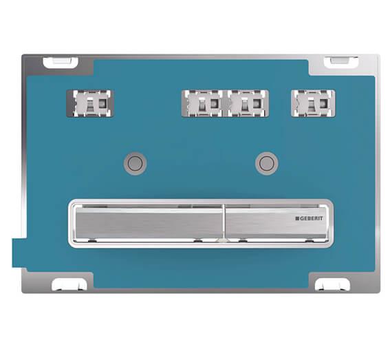 Geberit Sigma50 246 x 164mm Dual Flush Plate