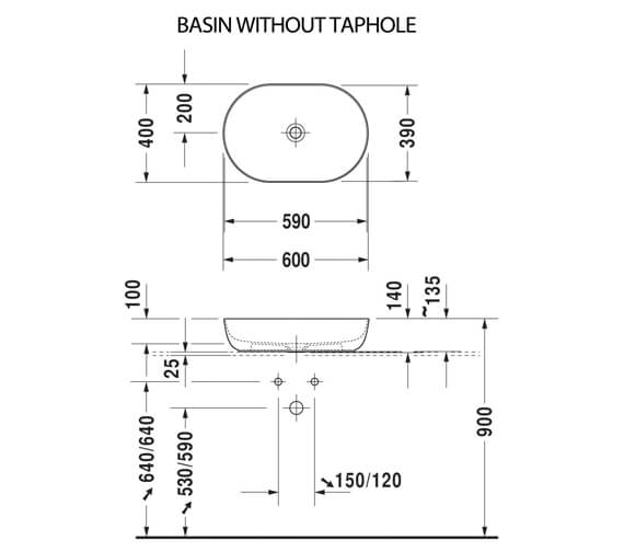 Technical drawing QS-V95962 / LU956503636