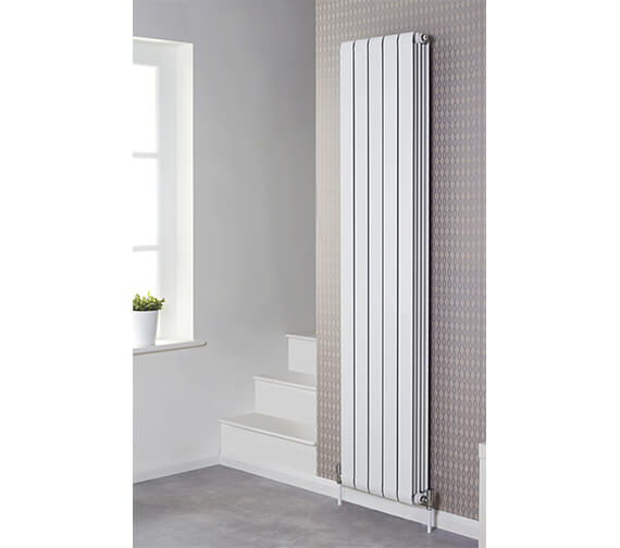 Biasi Alessia Vertical 1442mm High Aluminium Radiators