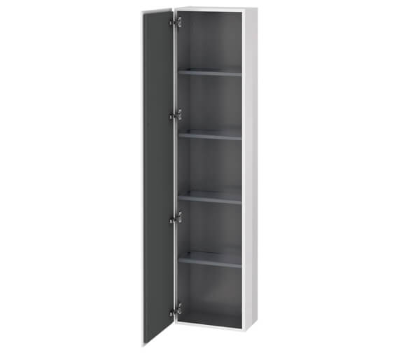 Duravit L-Cube 1760mm High 1 Door Cabinet