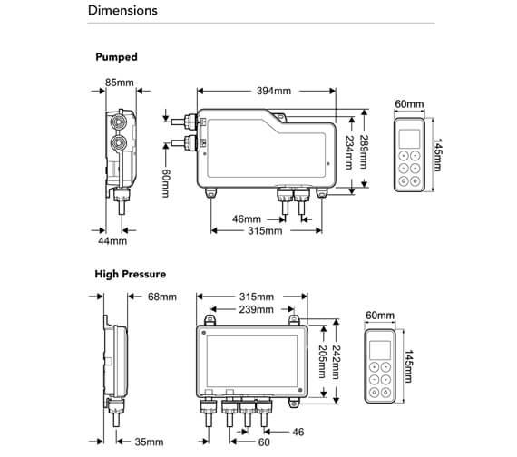 Technical drawing QS-V98062 / 1.1797.105