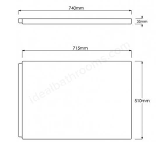 Technical drawing QS-V99755 / EP627