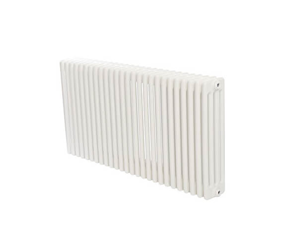 Additional image of Biasi Chiara Horizontal 3 Column 600mm High Tubular Radiator