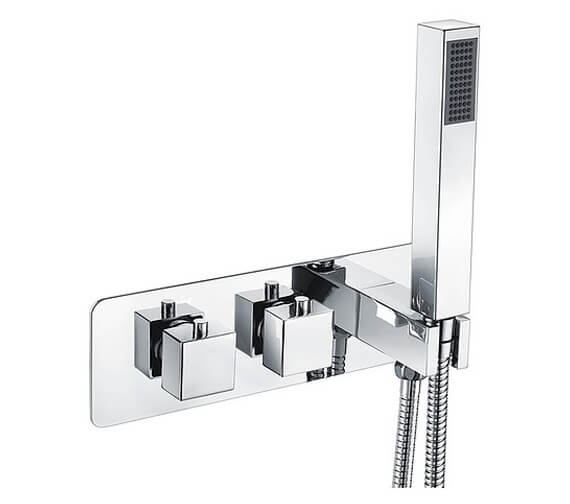 Niagara Observa Thermostatic Horizontal Triple Shower Valve With Kit