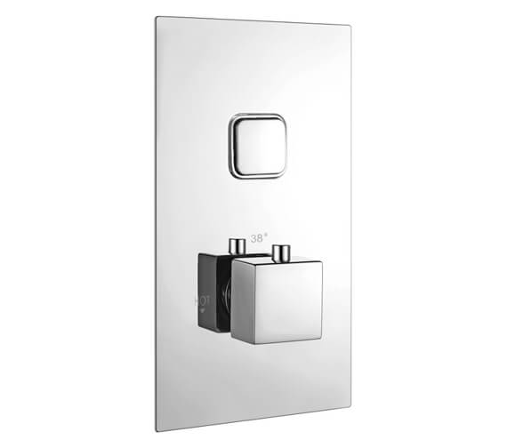 Niagara Observa Push Button Concealed Shower Valve
