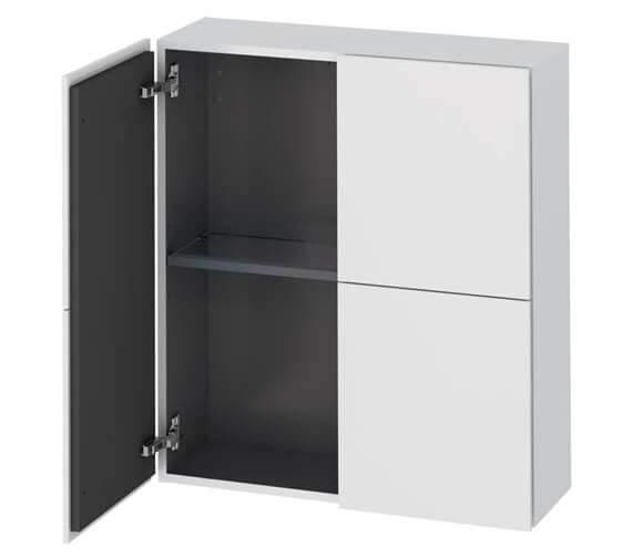 Duravit L-Cube 700 x 800mm Semi-Tall Cabinet