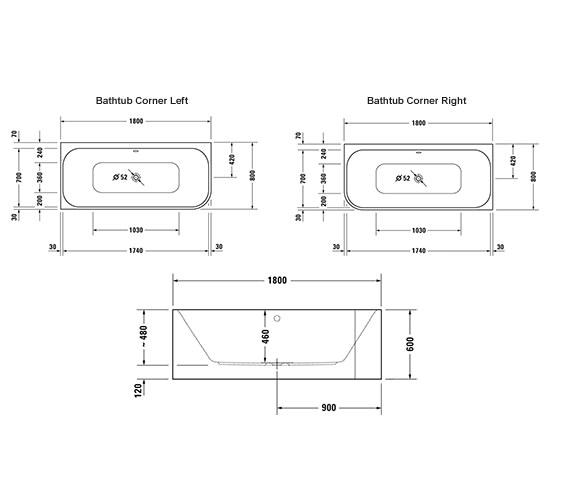 Technical drawing QS-V99188 / 700449800000000