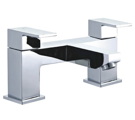 Niagara Edgeware Chrome Bath Filler Tap