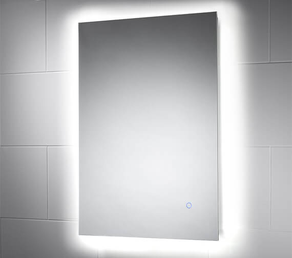 Sensio Serenity Duo Backlit 500 x 700mm LED Mirror