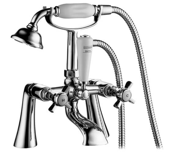 Niagara Bayswater Bath Shower Mixer Tap With Kit