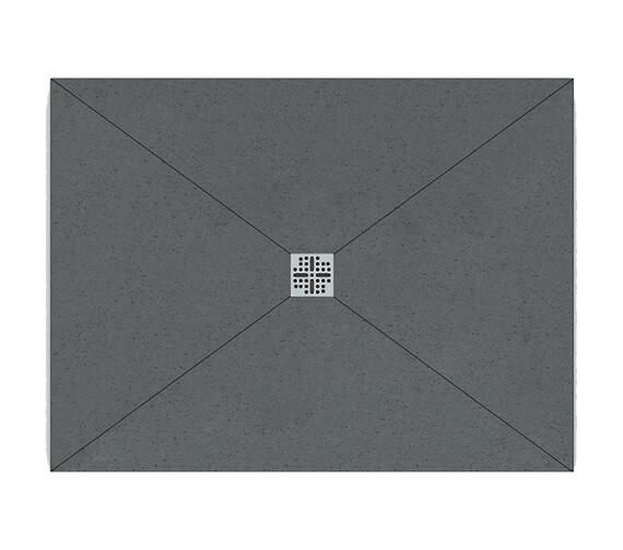 Alternate image of Beo Original 30mm Thick Rectangular Level Access Shower Tray
