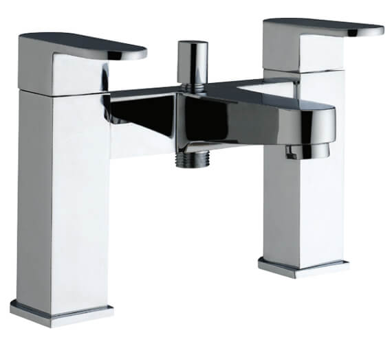 Niagara Maida Deck Mounted Bath Shower Mixer Tap With Kit