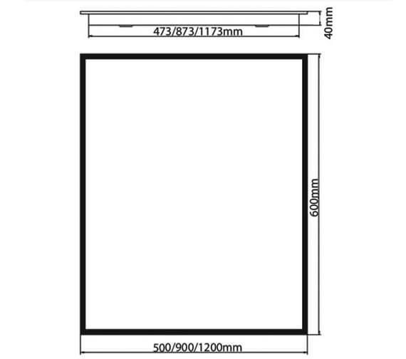 Technical drawing QS-V88734 / SE30726C0