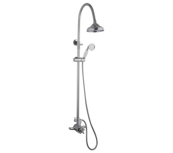 Niagara Arlington Traditional Thermostatic Round Shower Set
