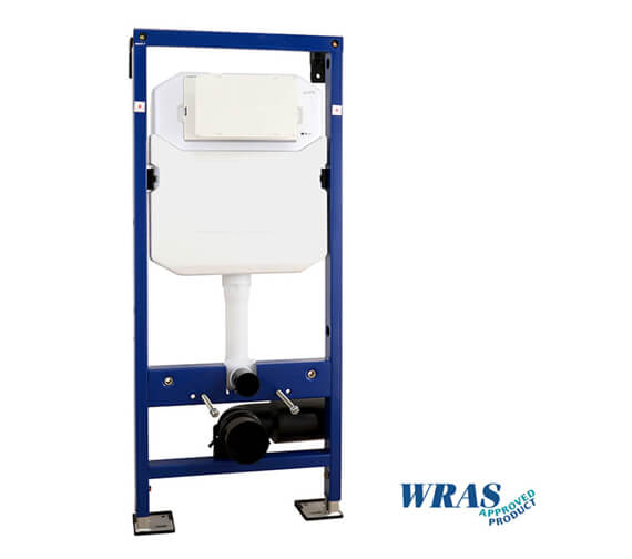 Beo Wall Mounted WC Frame With Dual Flush Cistern