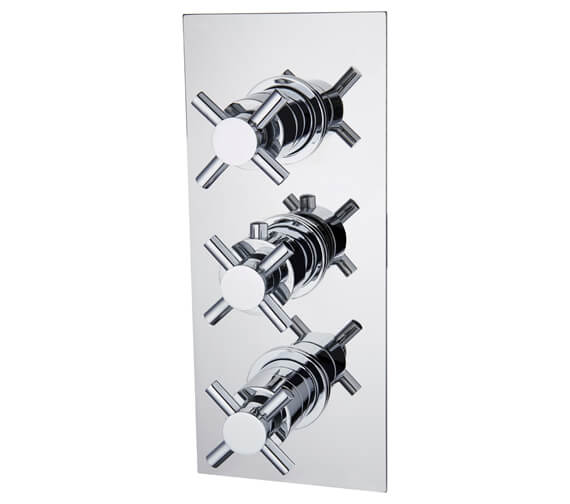 Additional image of Niagara Carter Thermostatic Concealed Shower Valve Crosshead