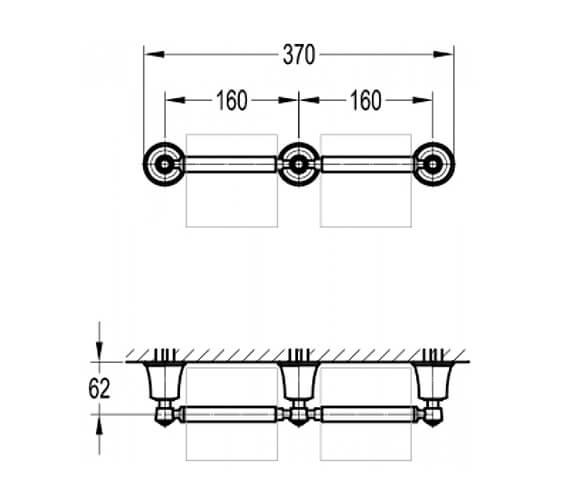 Technical drawing QS-V101033 / LI8989A