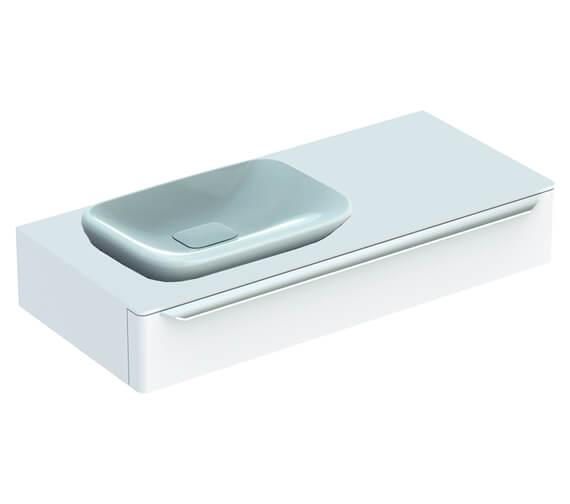 Additional image of Geberit MyDay 1150mm Wide Single Drawer Vanity Unit And Basin