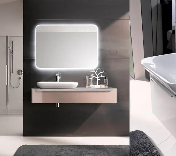 Alternate image of Geberit MyDay 1150mm Wide Single Drawer Vanity Unit And Basin