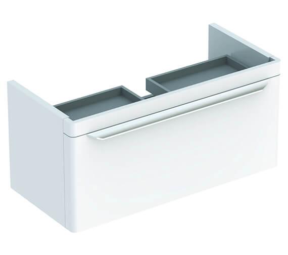 Alternate image of Geberit MyDay Wall-Hung Single Drawer Vanity Unit