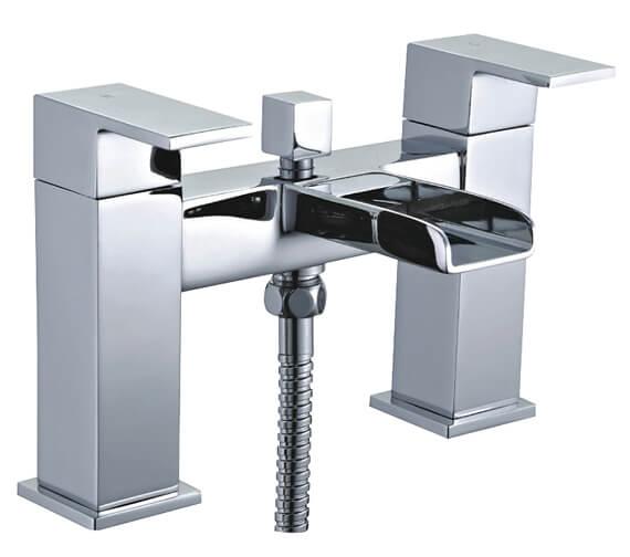 Niagara Soho Waterfall Bath Shower Mixer Tap With Kit