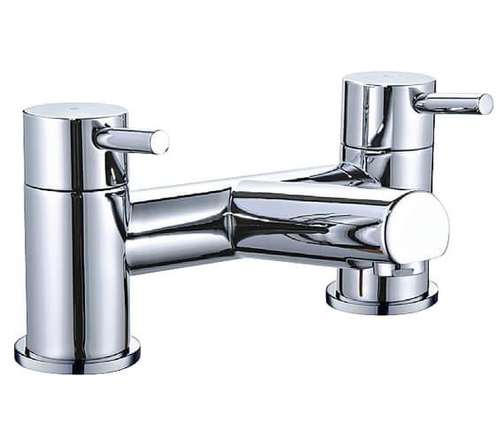 Niagara Harrow Chrome Bath Filler Tap