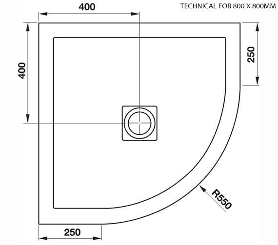 Technical drawing QS-V84529 / 585/000