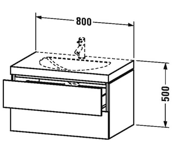 Technical drawing QS-V63787 / LC6905N1818