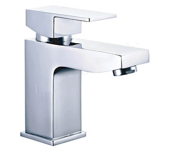 Essential Edgeware Authentic Mono Basin Mixer Tap With Click Clack Waste