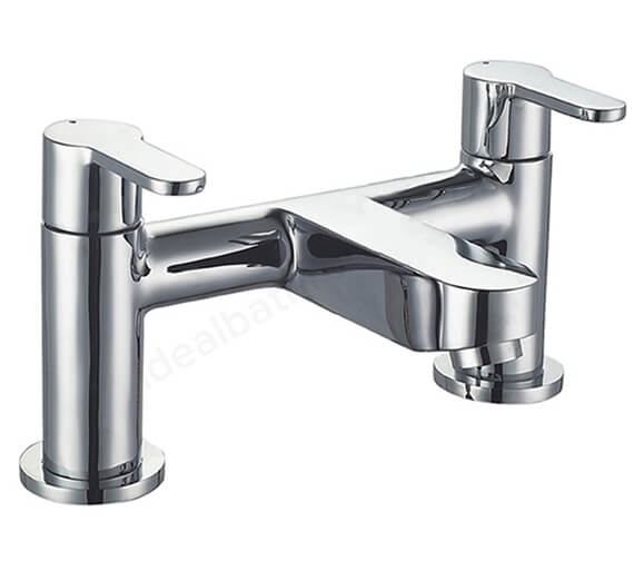 Essential Camden Deck-Mounted Bath Filler Tap
