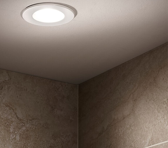Additional image of Sensio Designer Ceiling Shower Light