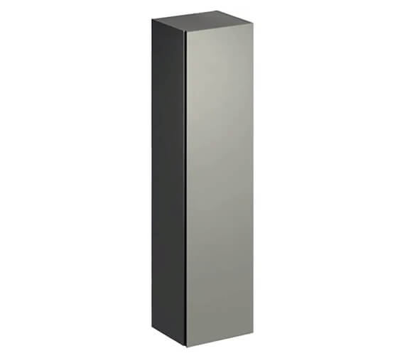 Additional image of Geberit Xeno2 1700mm High Single Door Cabinet With Internal Mirror