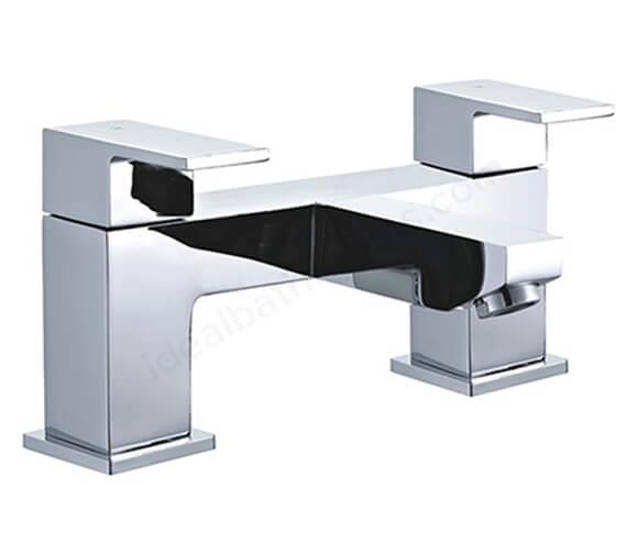 Essential Edgeware Deck-Mounted Bath Filler Tap