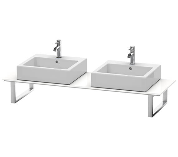 Duravit Happy D2 480mm Depth 2 Cut-Out Console