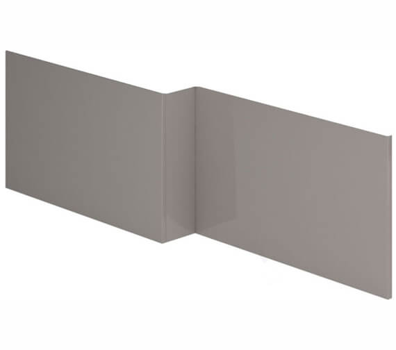 Essential Nevada L-Shape 1700mm Front Bath Panel - EF315CA