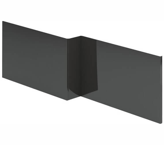 Alternate image of Essential Nevada L Shape 1700mm Front Bath Panel