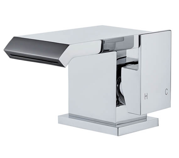 Essential Elsden Mono Basin Mixer Tap With Click Clack Waste - ET9050