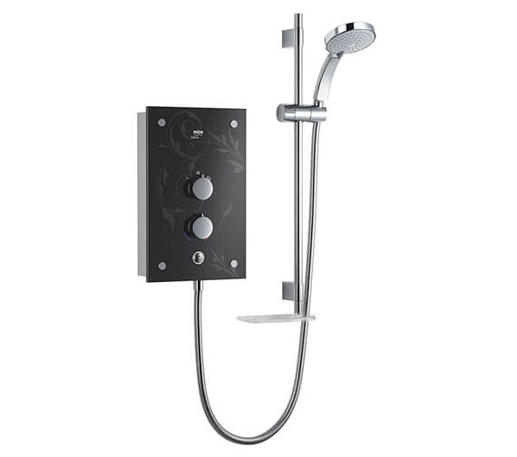 Additional image of Mira Galena 9.8kW Thermostatic Electric Shower With Kit