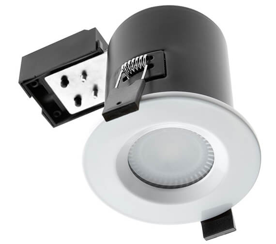 Sensio IP65 GU10 Fire Rated Ceiling Spot Light