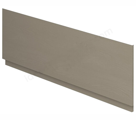 Additional image of Essential Vermont MDF Front Bath Panel 1700mm