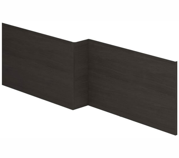 Essential Vermont MDF L Shape Front Bath Panel 1700mm