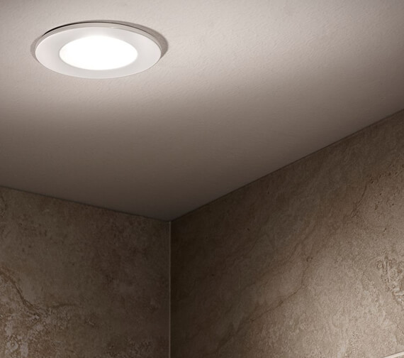 Alternate image of Sensio IP65 GU10 Fire Rated Ceiling Spot Light