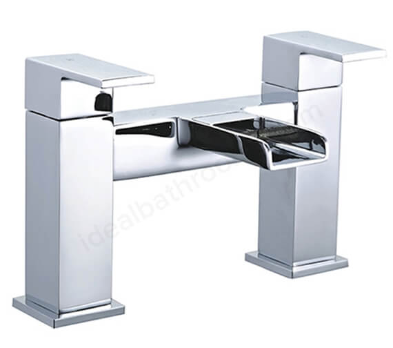 Essential Minimalist Soho Deck-Mounted Bath Filler Tap